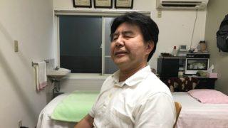 長谷川治療院、院長の長谷川伸介さん
