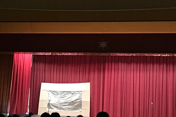 2019神戸市立盲学校文化祭ステージ風景